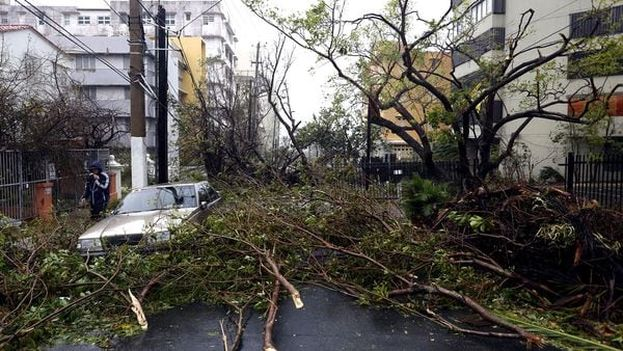 Puerto Rico, en el ojo del huracán María