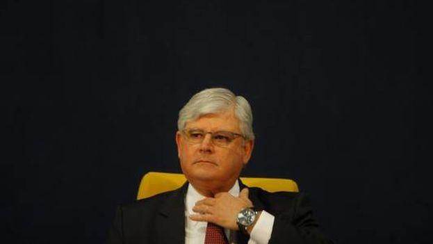 El procurador general de Brasil, Rodrigo Janot (EFE)