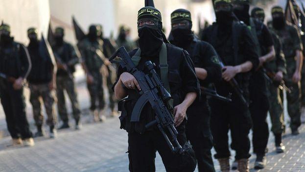 El profesionalismo narrativo del entonces emergente grupo terrorista pilló inicialmente por sorpresa a la comunidad internacional. (EFE)