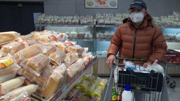 Para tratar de contener la propagación del virus, el Gobierno chino decidió la semana pasada extender las vacaciones hasta el 2 de febrero. (EFE)