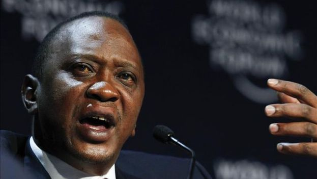 La oposición ha protagonizado las protestas tras la reelección del presidente Uhuru Kenyatta. (EFE)
