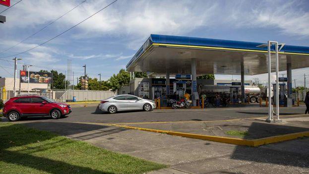 El objetivo de la protesta es privar al Gobierno de una fuente de financiación a través de los ingresos que obtiene por venta de gasolina. (EFE)