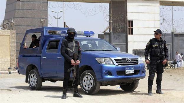 Desde 2013 la ley de protestas prohíbe las manifestaciones que no obtengan permiso previo en Egipto (EFE)