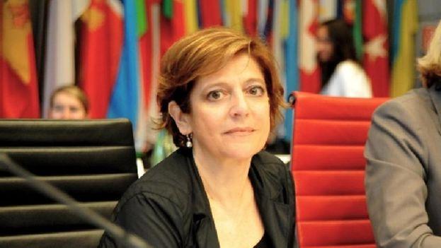 """La relatora María Grazia declaró que prestará """"especial atención a las medidas en vigor y a las previstas para prevenir la trata"""". (ungift.org)."""