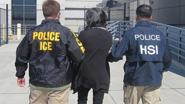 Las repatriaciones de delincuentes indocumentados pasaron del 31% en el año fiscal 2008 al 59 % en el año fiscal 2015. (MPI)