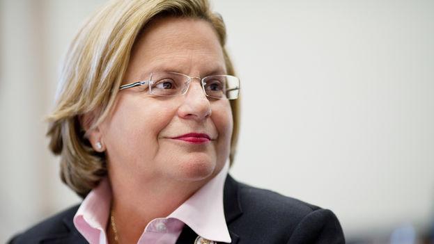 La representante cubanoamericana Ileana Ros-Lehtinen