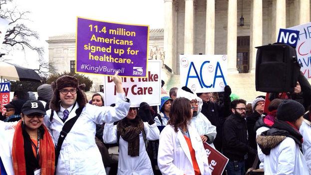Los republicanos temen perder votos con los recortes que plantean para el acceso a la salud de los más pobres. (Flickr/CC)