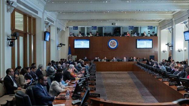 La resolución busca presionar a Ortega para que cumpla con el plazo que acordó con la oposición. (OEA)