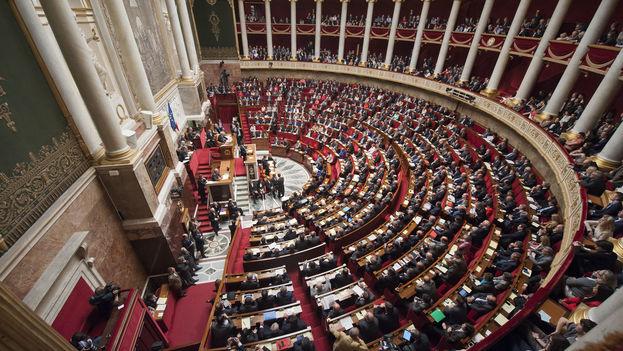 El proyecto de ley fue respaldado por 551 diputados a favor, seis en contra y una abstención. (Asamblea Nacional)