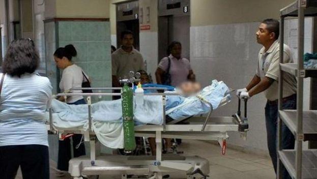 Los resultados reflejan un empeoramiento de la situación en los centros asistenciales. (EFE)