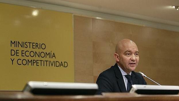El secretario de Estado de Comercio español, Jaime García-Legaz. (EFE)
