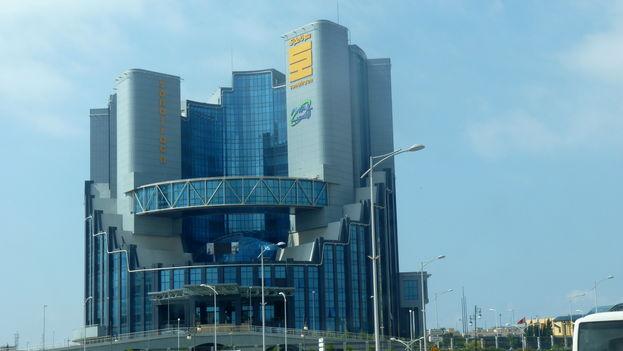 La sede de Sonatrach en Oran, Argelia. (Wikicommons)