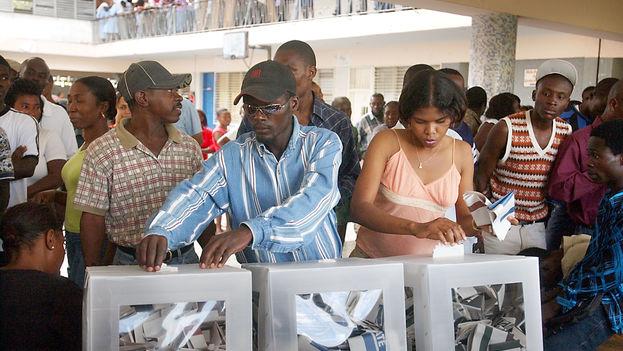 La segunda vuelta de las elecciones haitianas se celebrará el próximo 17 de enero. (CC)