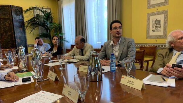 El seminario se celebró a finales de junio en Madrid y fue organizado por Carlos Malamud. (@sllaudes)