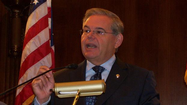 El senador Robert Menéndez. (Flickr/CC)
