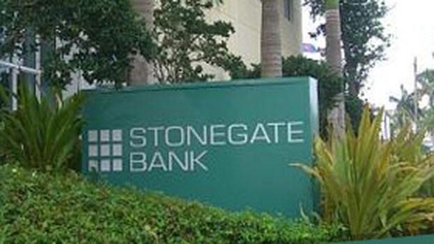 Una sucursal del Banco Stonegate de Florida. (Stonegate Bank)