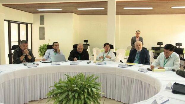 El diálogo está supeditado ahora al cumplimiento de las condiciones de la Alianza Civica, entre ellas la libertad de los presos políticos.