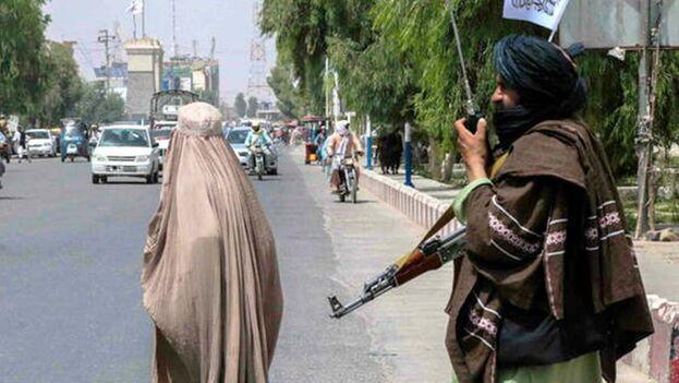 Los talibanes han asegurado que respetarán los derechos humanos de mujeres y minorías étnicas. (EFE)