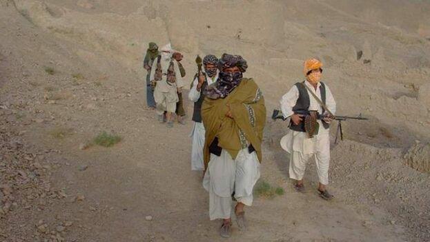 Los talibanes tomaron el pasado 15 de agosto el poder en Afganistán con la captura de Kabul. (EFE)