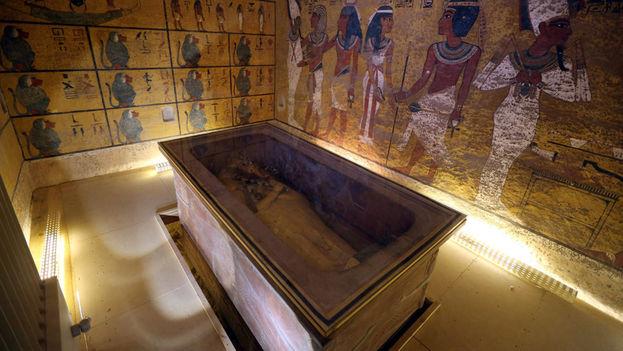 Los tesoros egipcios atraen a muchos turistas cada año al país. (EFE)