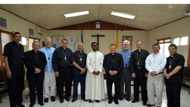 El abogado trabajaba como asesor legal de la Conferencia Episcopal de Nicaragua. (cen-nicaragua.org)