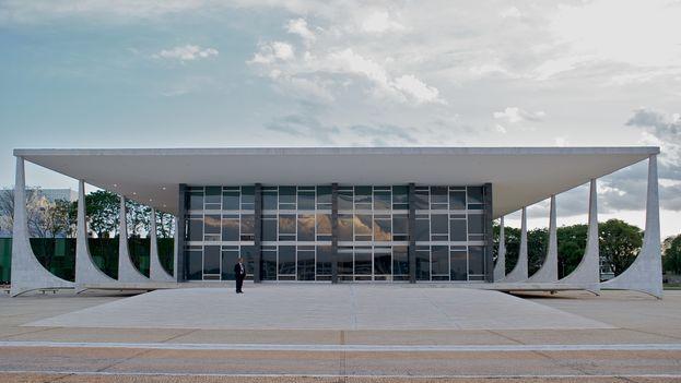 Sede del Supremo Tribunal Federal de Brasil, en Brasilia. (wikimedia)