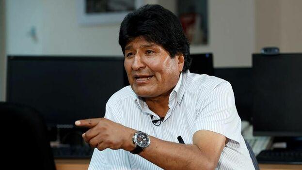 El que fuera durante los últimos casi catorce años presidente del país avisó desde México que quiere volver. (EFE)