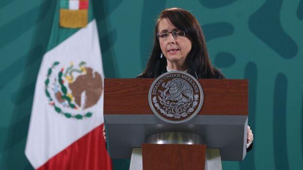 Aunque varias universidades mexicanas buscan su vacuna desde hace meses, el Gobierno ha apostado por la de Avimex, que ya es la más avanzada. (EFE)