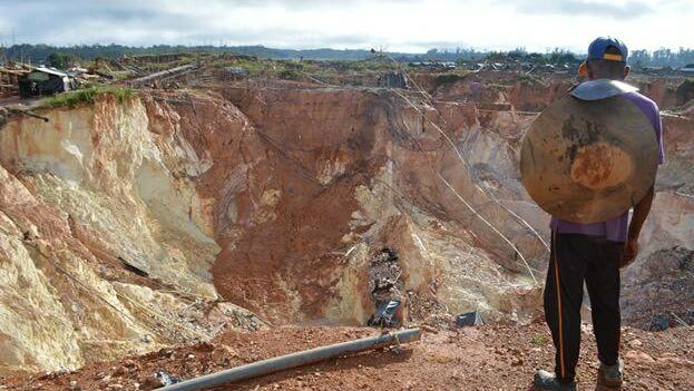 La debacle ambiental venezolana es la más grave de toda América Latina. (Wilmer González)