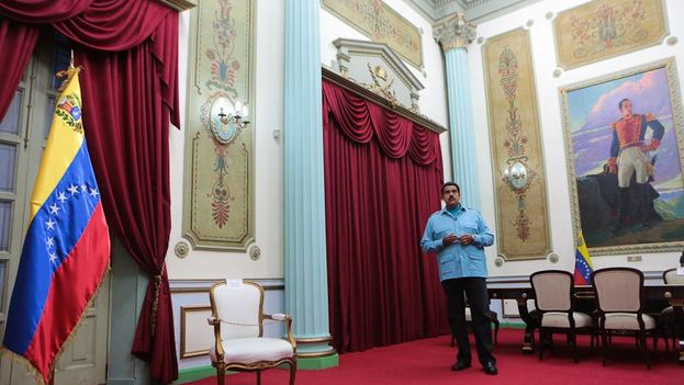 El presidente venezolano Nicolás Maduro. (Presidencia de Venezuela)