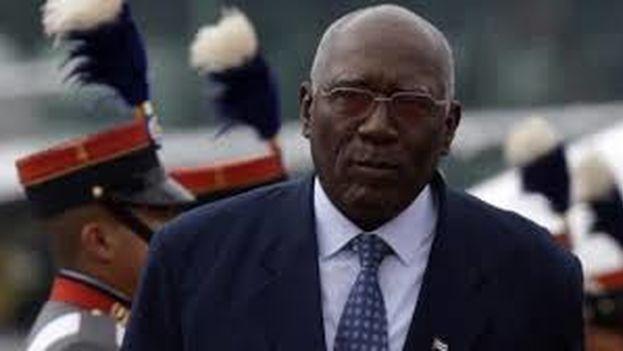 El vicepresidente cubano Salvador Valdés Mesa. (EFE/Archivo)