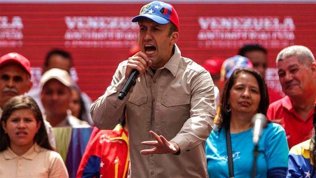 El vicepresidente de Venezuela, Tareck El Aissami (EFE)