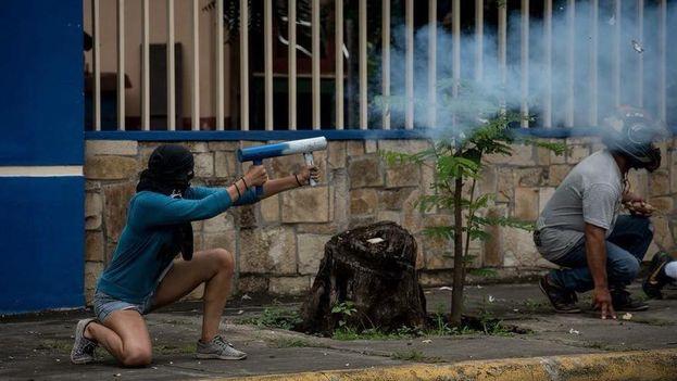La violencia ya se ha cobrado la vida de al menos 108 muertos en Nicaragua. (JW Castle)