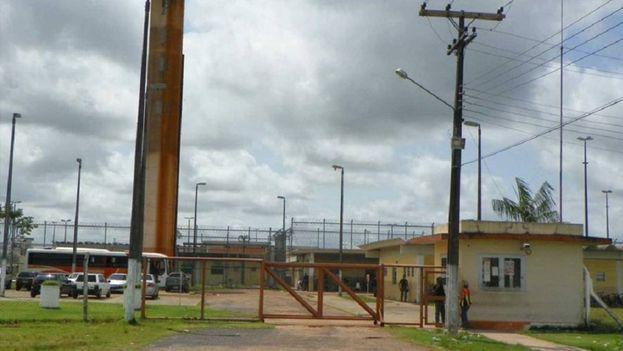El intento de fuga que desató la violencia se produjo en el centro penintenciario do Pará CRPP-III. (SUSIPE)