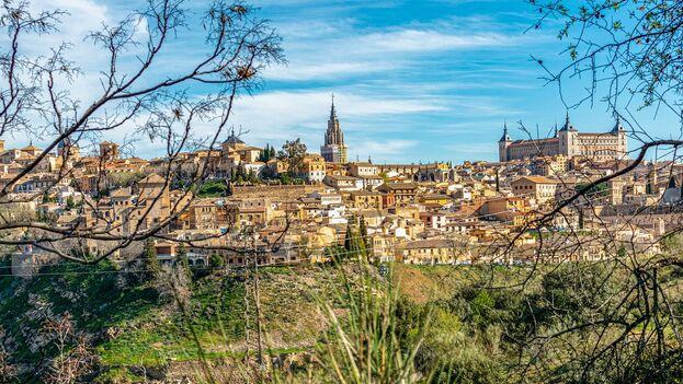 Toledo, capital de Castilla La Mancha. (Pixabay)