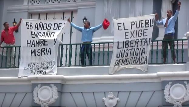 Activistas 26 de julio