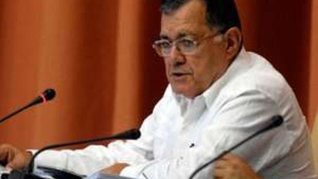 Adel Yzquierdo, nuevo ministro de Transporte. (Ecured)