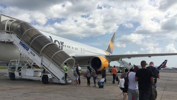 Aeropuerto de La Habana, Terminal 2. (14ymedio)