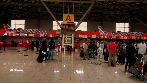 Aeropuerto Internacional José Martí en La Habana (Flickr)