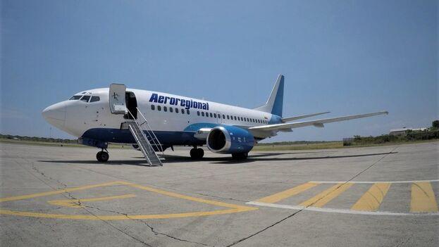 Aeroregional está vinculada a Global Air, la propietaria del avión siniestrado en Cuba en 2018.
