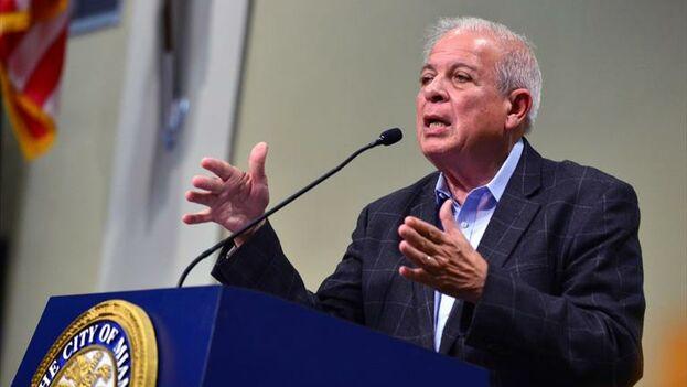 La Agencia de los Estados Unidos para los Medios Globales aceptó la renuncia de Tomás Regalado. (EFE)