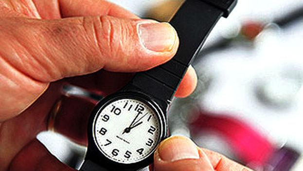 Ajustar el reloj al horario de verano (CC)