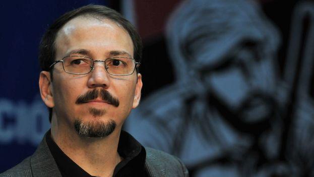 El coronel Alejandro Castro Espín, hijo de Raúl Castro, está considerado como el verdadero jefe del Minint sin ser titular de la cartera. (EFE)