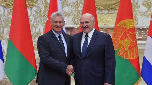 Alexandr Lukashenko es un gran aliado político de La Habana y ha realizado varias visitas oficiales a Cuba. (CMHW)