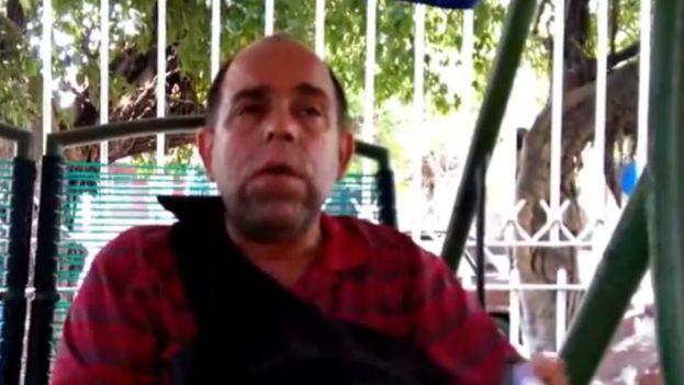 Arcelio Rafael Molina Leyva, 'Chely', impulsó la presencia en redes de la Unpacu. (Youtube)
