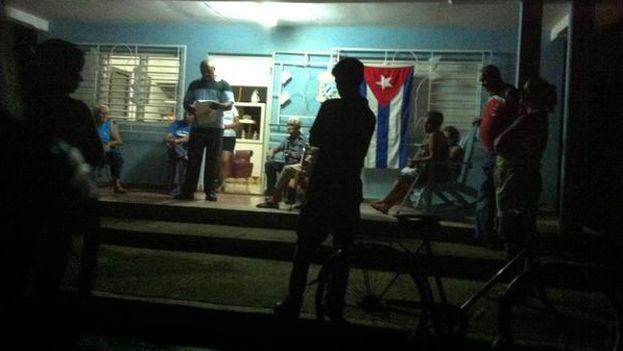 Asambela de Rendición de Cuentas en La Habana (Yordanis Santi Pérez)