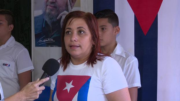 En 2016, Morfa fue elegida diputada en la Asamblea Nacional del Poder Popular y miembro del Consejo de Estado. (Radio Rebelde)