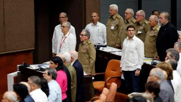 La Asamblea Nacional cubana está reunida desde este viernes y hasta este sábado en La Habana. (EFE)