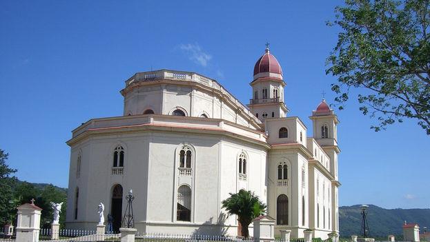 Basílica de Nuestra Señora de El Cobre. (Flickr)