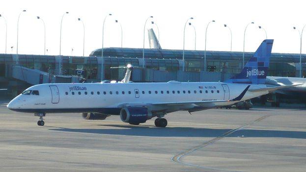 Jet Blue ha dado un paso importante al anunciar que el próximo 31 de agosto comenzará a ofrecer sus vuelos desde el aeropuerto de Fort Lauderdale a la ciudad de Santa Clara. (CC)